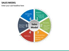Sales Model PPT Slide 13