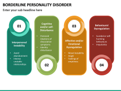 Borderline Personality Disorder (BPD) PPT Slide 23
