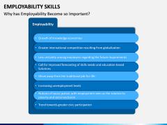 Employability Skills PPT Slide 8