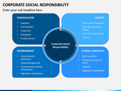 Corporate Social Responsibility (CSR) PPT Slide 10