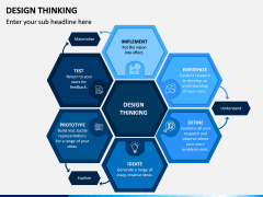 Design Thinking PPT Slide 1