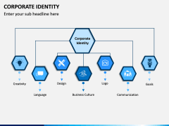 Corporate Identity PPT Slide 5
