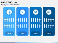 Marketing plan PPT slide 8