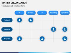 Matrix Organization PPT Slide 5