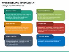Water Demand Management PPT Slide 18
