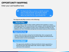 Opportunities Mapping PPT Slide 2