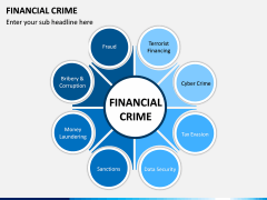 Financial Crime PPT Slide 1