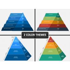 Management Skills Pyramid PPT Cover Slide