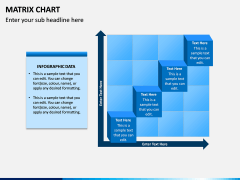 Matrix Chart PPT Slide 3