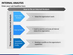 Internal Analysis PPT slide 7