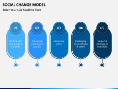 Social Change Model PPT Slide 12
