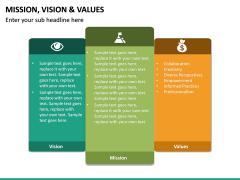 Mission, Vision and Values PPT Slide 46
