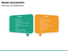 Brand Touchpoints PPT Slide 20