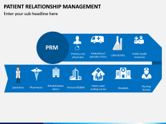 Patient Relationship Management PPT Slide 2