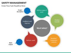 Safety management PPT slide 21