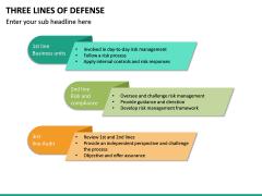 Three Lines of Defense PPT Slide 17