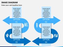 Snake Diagram PPT Slide 2