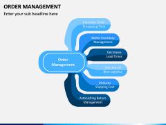 Order Management PPT slide 5