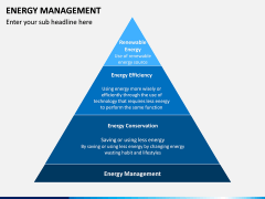 Energy Management PPT Slide 20