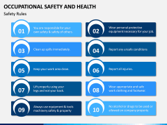 Occupational Safety and Health PPT Slide 12