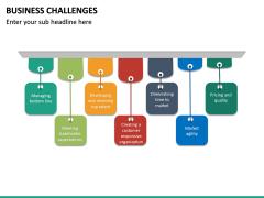 Business Challenges PPT Slide 29