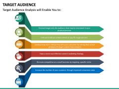 Target Audience PPT Slide 23
