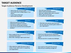Target Audience PPT Slide 13