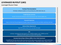 Leveraged Buyout PPT Slide 6