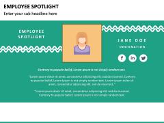 Employee Spotlight PPT Slide 32
