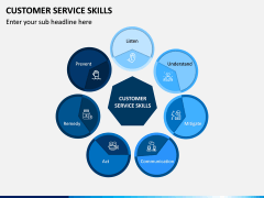Customer Service Skills PPT Slide 1