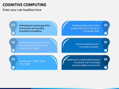 Cognitive Computing PPT Slide 5
