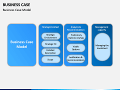 Business Case PPT slide 7