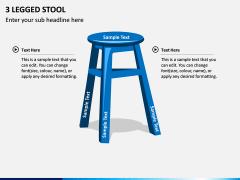 3 Legged Stool PPT Slide 1