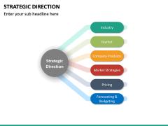 Strategic Direction PPT Slide 13