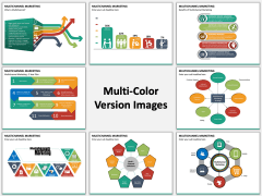 Multichannel Marketing PPT slide MC Combined