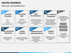 Digital Business PPT slide 17