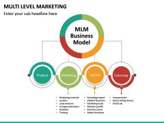 Multi Level Marketing (MLM) PPT Slide 13
