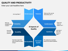 Quality and Productivity PPT Slide 4