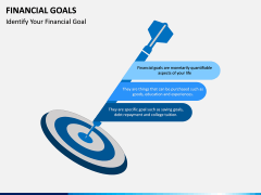 Financial Goals PPT Slide 2