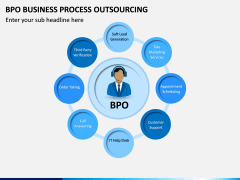 Business Process Outsourcing (BPO) PPT Slide 1
