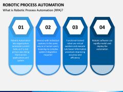Robotic Process Automation PPT Slide 1
