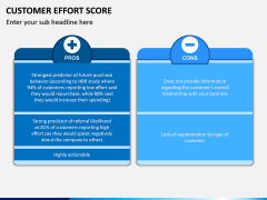 Customer Effort Score PPT Slide 11