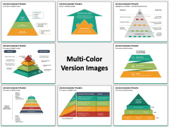 Decision Making Pyramid PPT Slide MC Combined