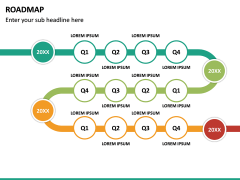 Roadmap PPT Slide 26