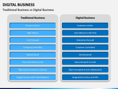 Digital Business PPT slide 13