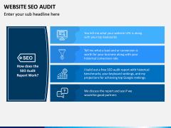 Website SEO Audit PPT Slide 4