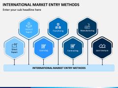 International Market Entry Methods PPT Slide 5