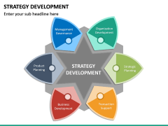 Strategy Development PPT Slide 14