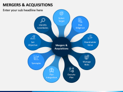 Mergers and Acquisitions PPT Slide 3