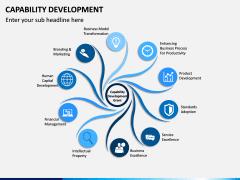 Capability Development PPT Slide 4